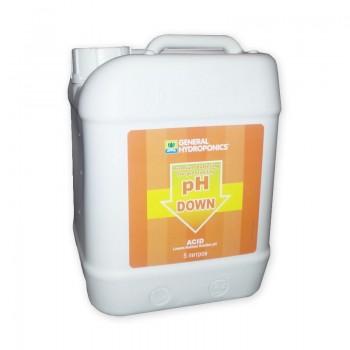 pH Down GHE 5  L  (t°C)