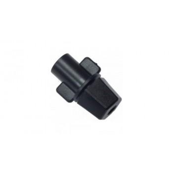 Туманообразователь, черный 8,3л/ч 2,5bar, радиус 1,1-1,2м арт: MJ1311