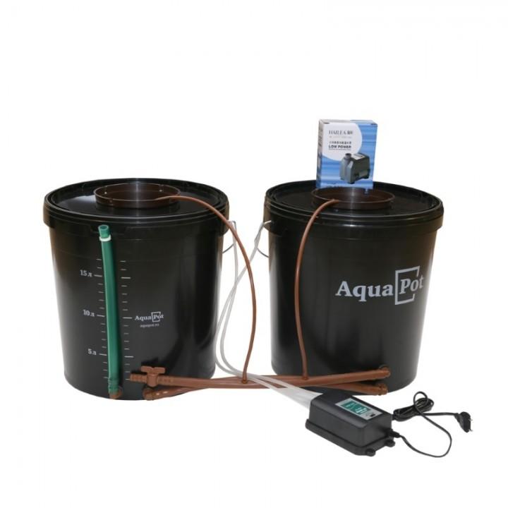 Aqua Pot Duo Original
