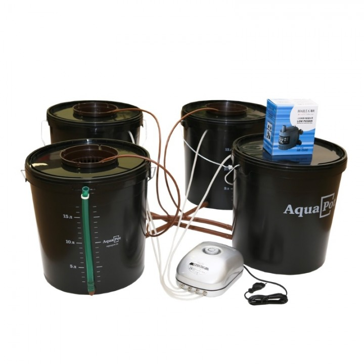 Aqua Pot Trio (20 л) Original