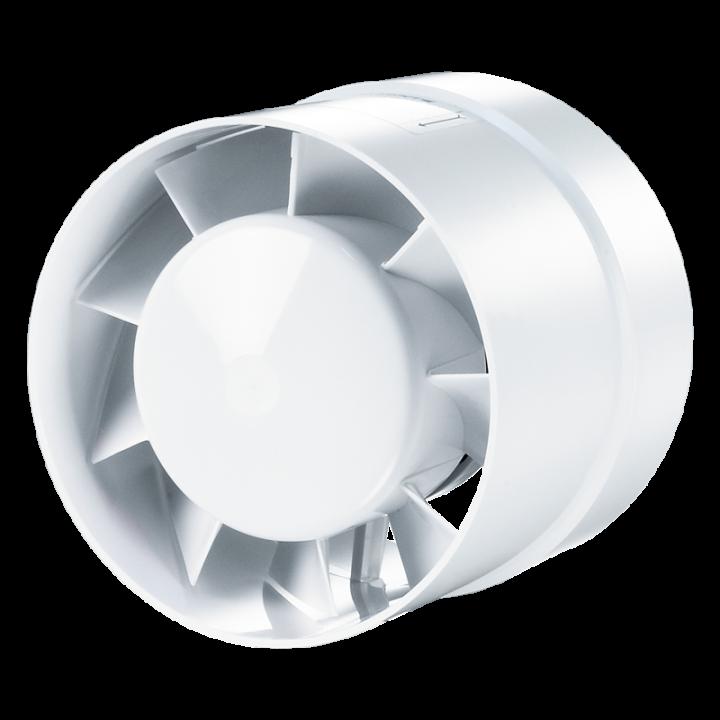 Вентилятор 125 ВКО Турбо